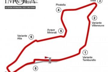 Info Utili & Modalità di Accesso Round 3 Autodromo Enzo e Dino Ferrari Imola 05-06 Settembre 2020