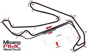 Info e Official Program MIsano Round National Trophy 1