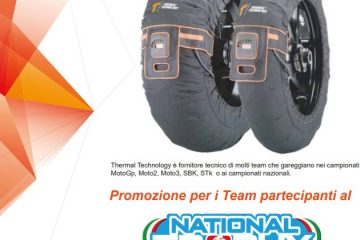 Thermal Tecnology con una promo riservata ai team