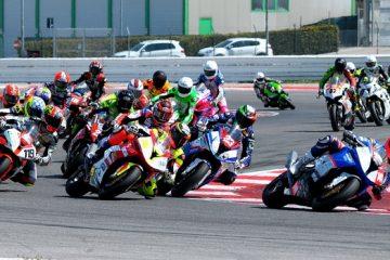 Gare spettacolari e combattute nel primo round del National Trophy a Misano Adriatico