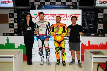 National Trophy 2018 – Napoli, Bergamaschini e D'Annunzio in pole position al Mugello.