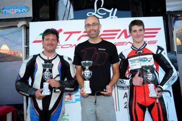 National Trophy 2018 – Navand, Bergamaschini e Conforti conquistano la pole position a Imola. 1