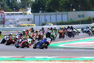 A Misano si impongono D'Annunzio nella 1000, Casalotti nella 600 e Bergamaschini nella Moto2