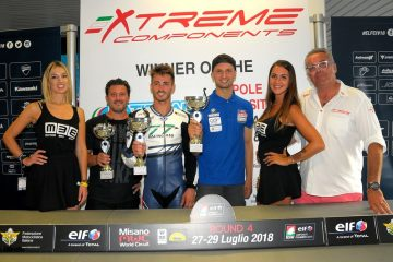 National Trophy – Casalotti, Bergamaschini e D'Annunzio in pole position a Misano