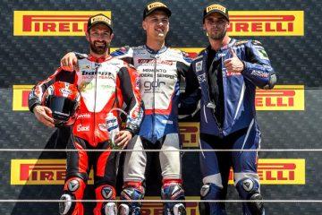 Pirelli si conferma title Sponsor del National Trophy 2019