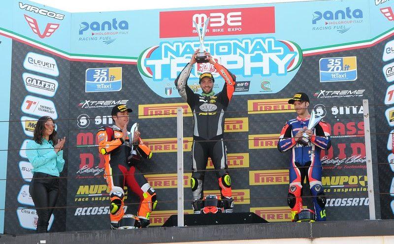 Due gare spettacolari aprono il Pirelli National Trophy 2019 a Misano 3