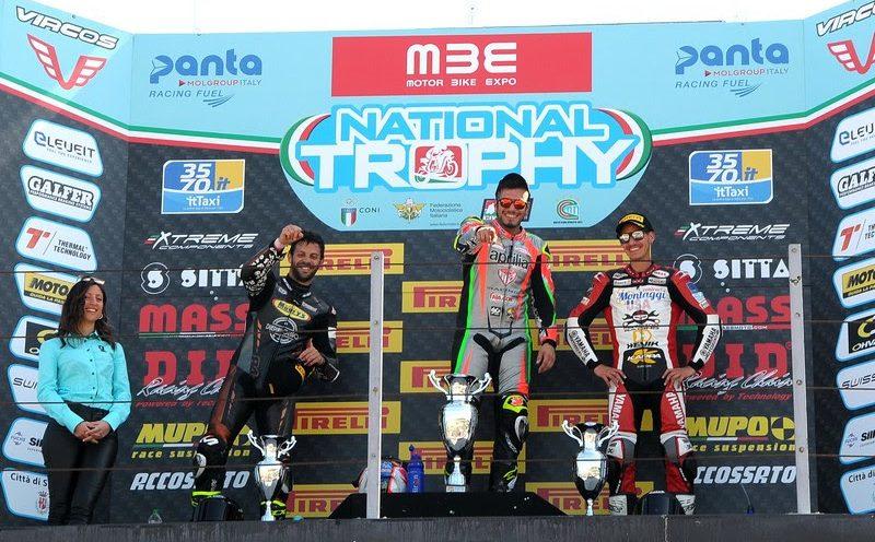 Due gare spettacolari aprono il Pirelli National Trophy 2019 a Misano