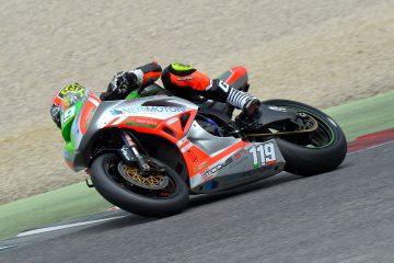 Michele Magnoni si aggiudica la terza gara del Pirelli National Trophy 600 SS al Mugello 2