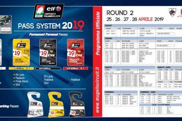 Mugello Round Info e Official Program  26-28 Aprile
