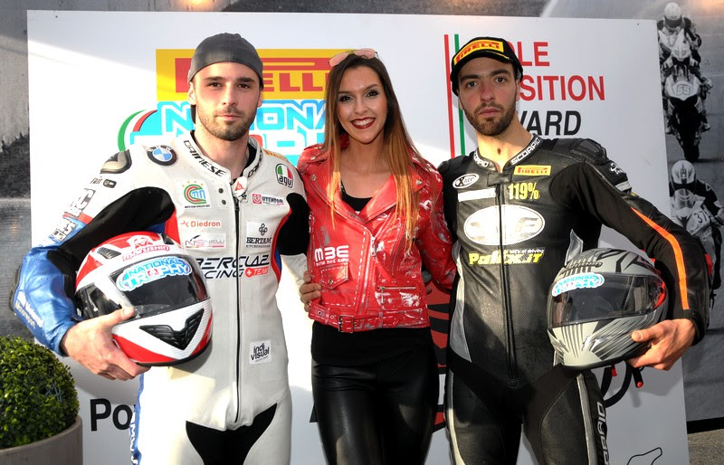 Pirelli National Trophy 1000 SBK - Luca Salvadori conquista la pole position al Mugello 1