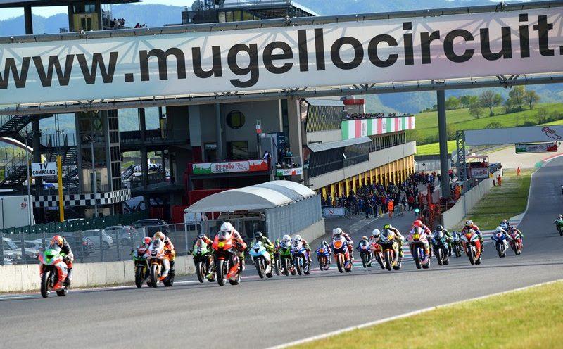 Pirelli National Trophy 600 SS - Magnoni si aggiudica gara2 al Mugello 2