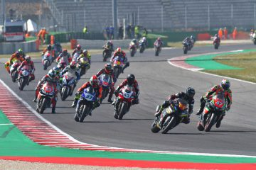 Secondo round del Pirelli National Trophy al Mugello