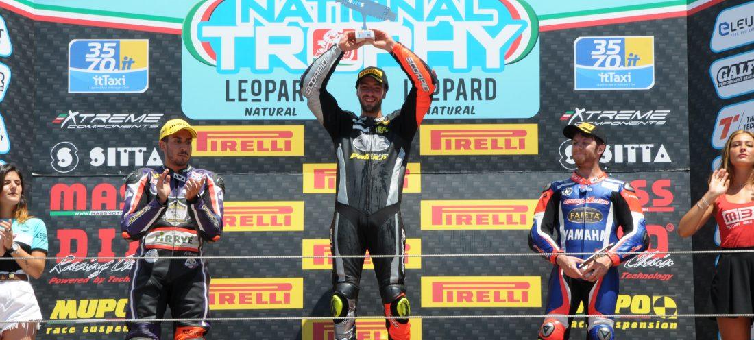 La Marra e Magnoni si impongono anche a Imola nelle gare del Pirelli National Trophy 1