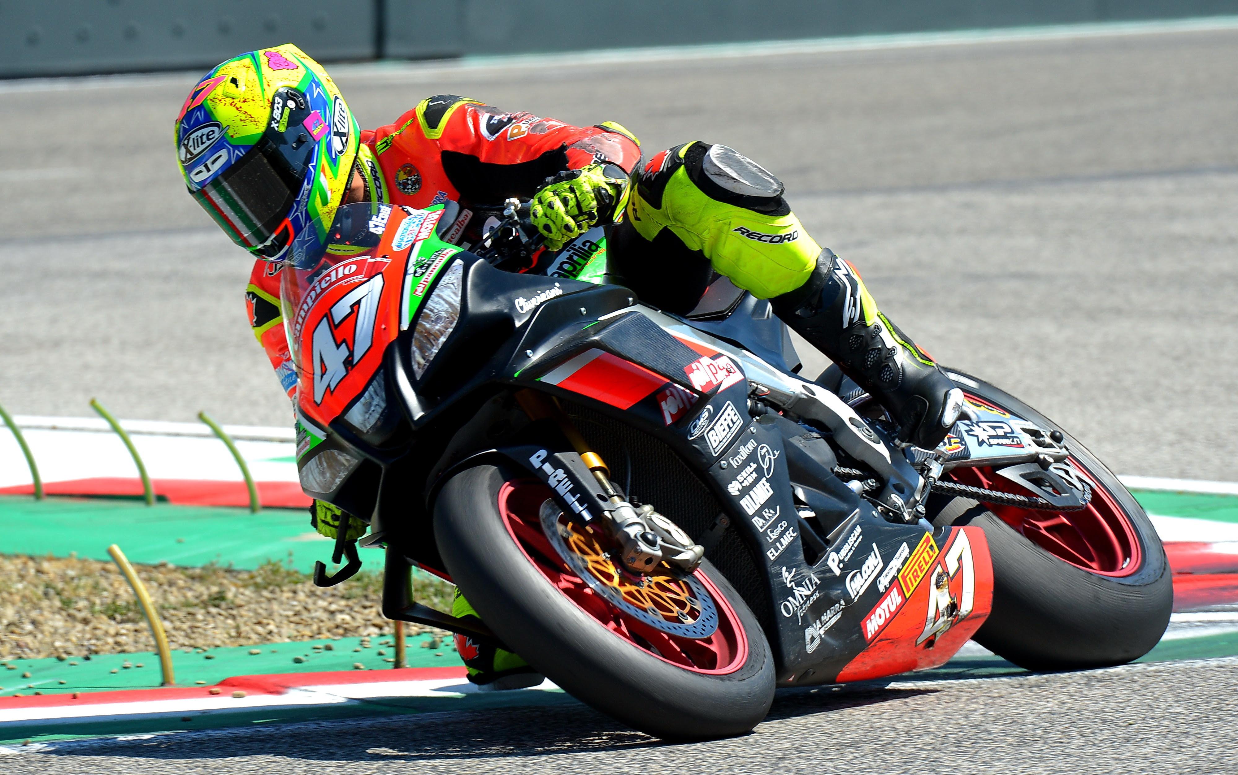 La Marra e Magnoni si impongono anche a Imola nelle gare del Pirelli National Trophy 2
