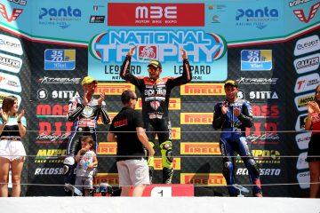 La Marra e Magnoni si impongono anche a Imola nelle gare del Pirelli National Trophy