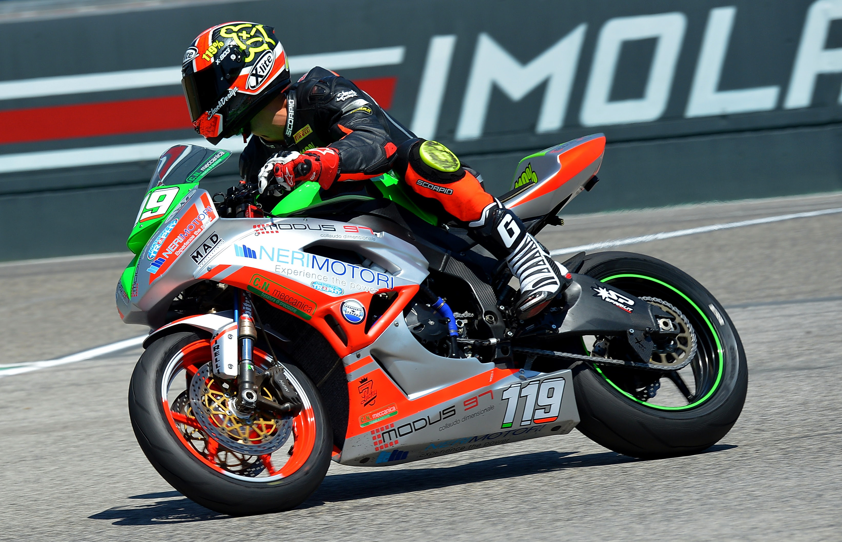 La Marra e Magnoni si impongono anche a Imola nelle gare del Pirelli National Trophy 3