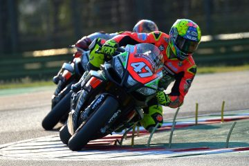 Quarto round del Pirelli National Trophy a Misano Adriatico 1