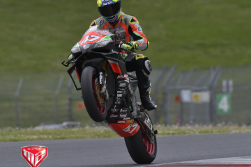 Eddy La Marra Italy Champion 1000 Sbk National Trophy 2019