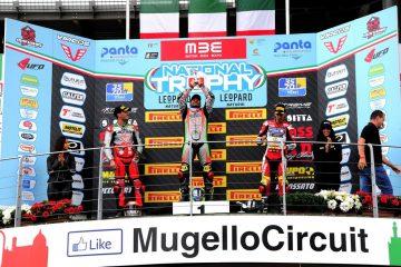 Pirelli National Trophy – Al Mugello La Marra vince gara e campionato. Farinelli domina la 600 2
