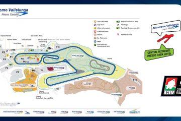 Pirelli National Trophy  MBE Round Autodromo Vallelunga Info Utili 1