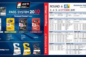 Pirelli National Trophy  MBE Round Autodromo Vallelunga Info Utili