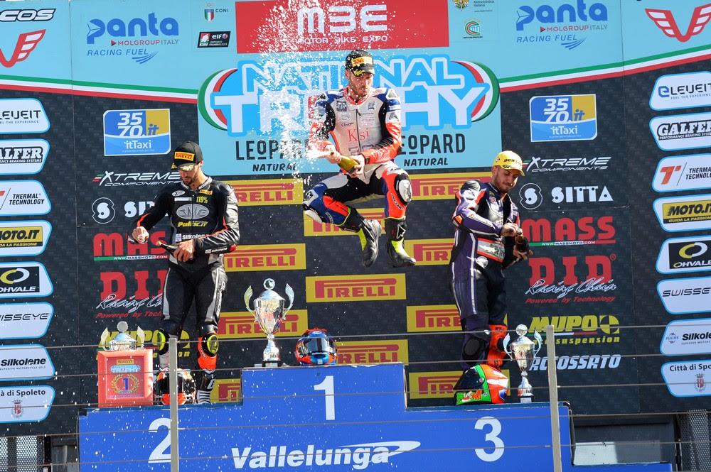Pirelli National Trophy – A Vallelunga La Marra chiude con una vittoria. Farinelli interrompe il dominio di Magnoni 1