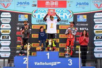 Pirelli National Trophy – A Vallelunga La Marra chiude con una vittoria. Farinelli interrompe il dominio di Magnoni 3