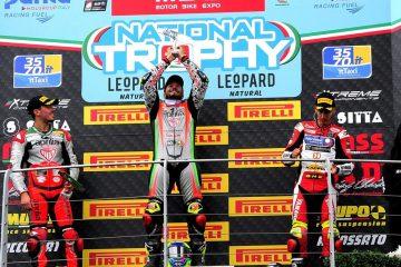 Pirelli Title Sponsor del National Trophy anche nel 2020 1