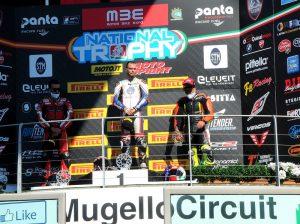 Gamarino e Farinelli si impongono nelle prime due gare del Pirelli National Trophy 2020
