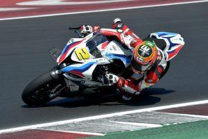 Fp Misano world circuit 1000 Sbk Panta Racing Round Tamburini su tutti