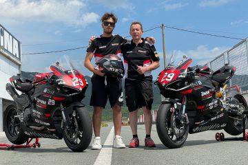 Il Barni Racing Team prepara il 2022 a partire da Nicolas Spionelli